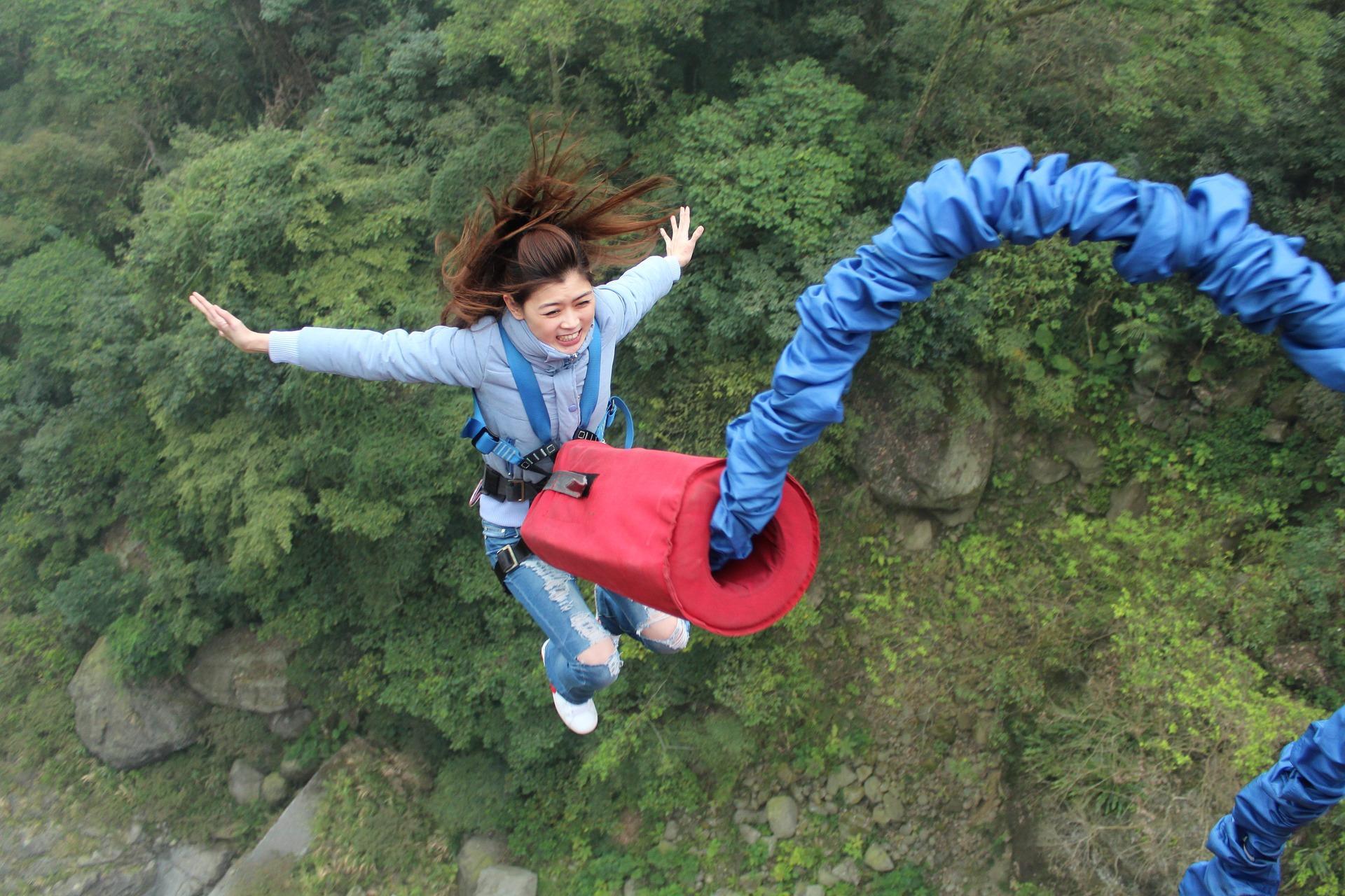 Take a jump!