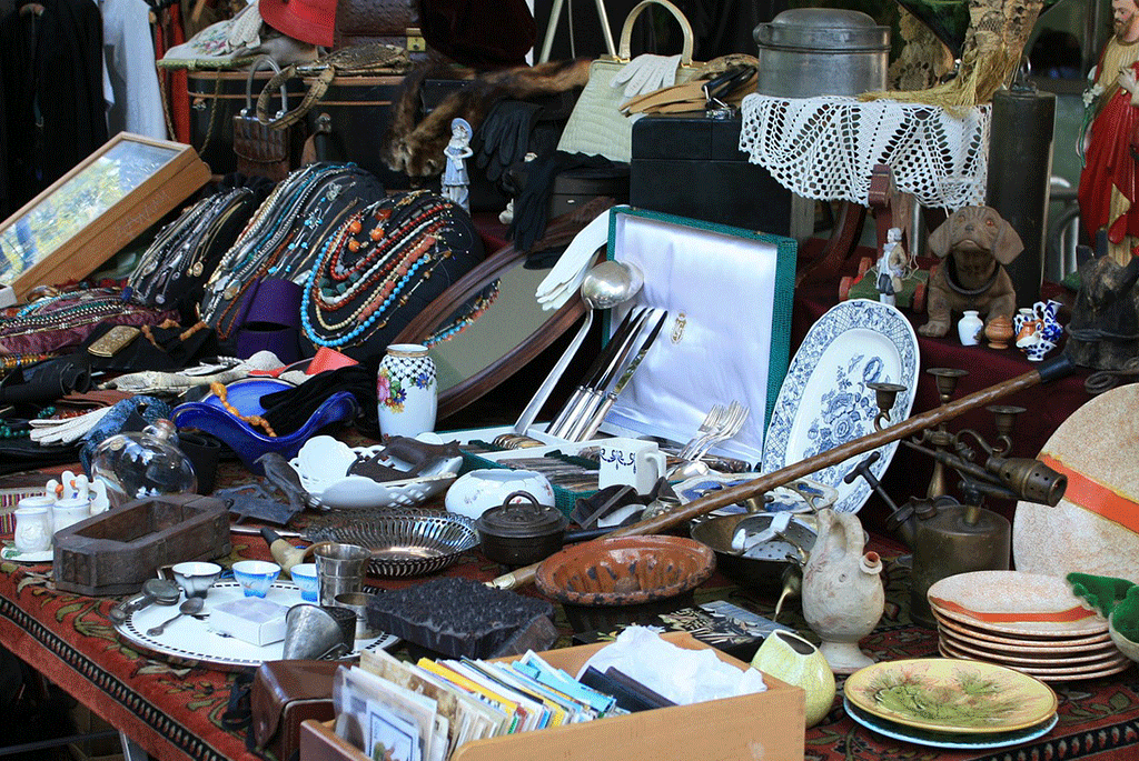 Flea markets 2